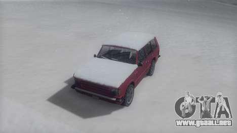 Huntley Winter IVF para la visión correcta GTA San Andreas