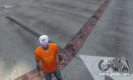 GTA 5 Tapa de Charlotte Hornets por Trevor segunda captura de pantalla