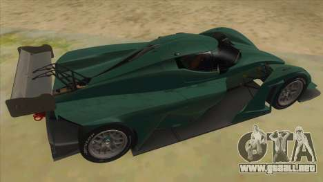 Praga R1 para la visión correcta GTA San Andreas
