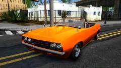 GTA V Declasse Vigero Retro Rim para GTA San Andreas