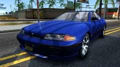 GTA V Zirconium Stratum Sedan para GTA San Andreas
