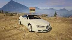 Alfa Romeo Spider 939 (Brera)