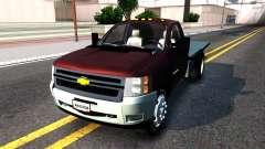 Chevrolet HD 3500 2013 para GTA San Andreas