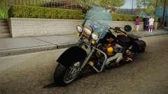 Harley-Davidson Fat Boy Lo Vintage 1992 v1.1 para GTA San Andreas