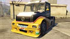 Ftruck Mercedes L Series v2 para GTA 5