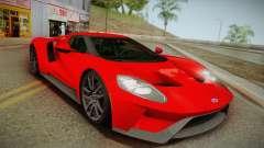 Ford GT 2017 No Stripe