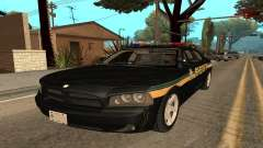 Dodge Charger County Sheriff para GTA San Andreas