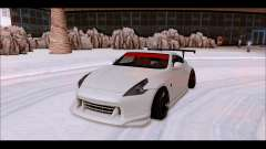 Nissan 370z Drift Edition para GTA San Andreas