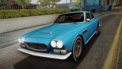 Maserati Serbin 4000 v0.1 (Beta) para GTA San Andreas