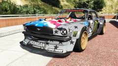Ford Mustang 1965 Hoonicorn v1.3 drift [add-on] para GTA 5