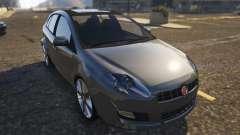 Fiat Bravo 2011 para GTA 5