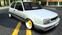 Volkswagen Golf 3 Low