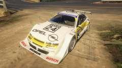 Opel Calibra DTM para GTA 5
