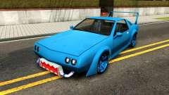 New Buffalo Custom para GTA San Andreas