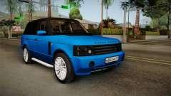 Range Rover 2008
