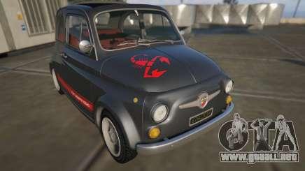 Fiat Abarth 595ss Street ver para GTA 5