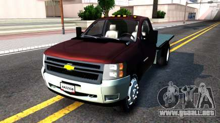 Chevrolet HD 3500 2013 para GTA San Andreas