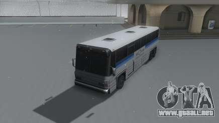 Coach Winter IVF para GTA San Andreas