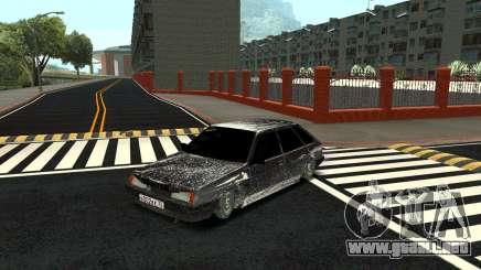 2109 versión de Invierno para GTA San Andreas