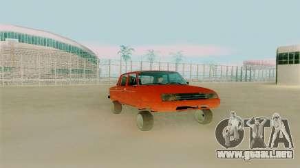 Phoenix ВАЗ 2106 para GTA San Andreas