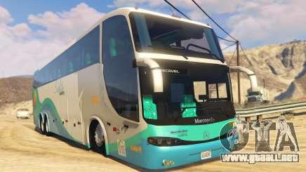 Marcopolo Paradiso G6 1550LD para GTA 5