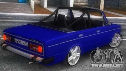 VAZ 2106 KBR para GTA San Andreas