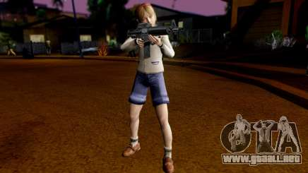 Resident Evil ORC - Sherry Birkin (YoungKid) para GTA San Andreas