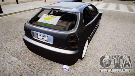 Honda Civic EK9 para GTA 4