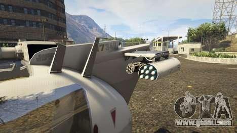 GTA 5 Warbird