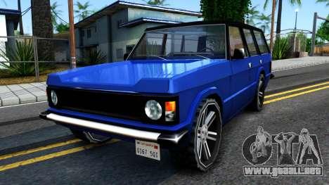 Huntley AcademeG para GTA San Andreas