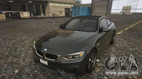 BMW M4 F82 2015 para GTA 5