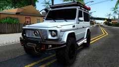 Mercedes-Benz G500 Off-Road Short