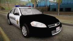 Chevrolet Impala 2007 Las Barrancas Marshal
