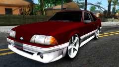 Ford Mustang 1993 para GTA San Andreas