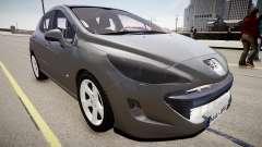 Peugeot 308 GTi 2011