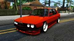 BMW E28 M5 para GTA San Andreas