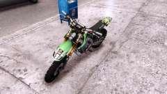 Kawasaki KX450F para GTA 4