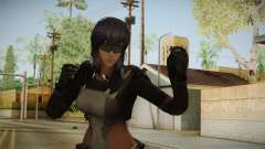 Ghost In The Shell First Assault - Motoko v2 para GTA San Andreas