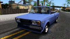 VAZ 2105 V2 convertible para GTA San Andreas