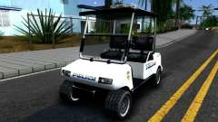 Caddy Metropolitan Police 1992