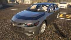 Chevrolet Malibu 2017 para GTA 5
