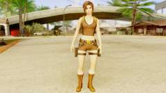 Rise of the Tomb Raider - Lara Underworld para GTA San Andreas