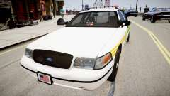 Crown Victoria Police Interceptor para GTA 4