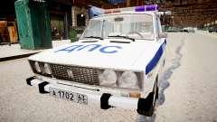 VAZ 2106 DPS para GTA 4