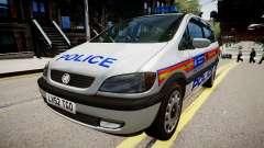 Metropolitan Police 2002 IRV para GTA 4