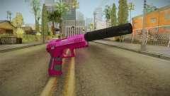 GTA 5 Combat Pistol Pink