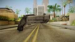 GTA 5 DLC Bikes - Granade Launcher Compact para GTA San Andreas