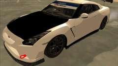 Nissan GT-R Drift JDM