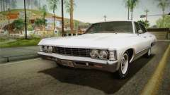 Chevrolet Impala Sport Sedan 396 Turbo-Jet 1967 para GTA San Andreas