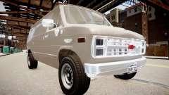 Chevrolet G20 Van para GTA 4